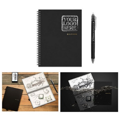 Elfinbook Smart Notebook & Pen Set