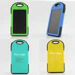 Custom 4000mAh Solar Power Bank
