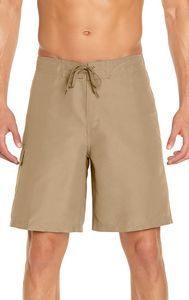 Mens Cargo Board Short - Khaki Beige