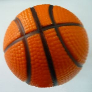 "2.48"" Basketball Stress Reliever Squeeze Ball"