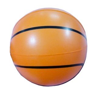 "16 "" Inflatable Sport Beach Ball Basketball"