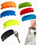 Custom Silicone Bag Carrying Lifting/Hand Protecting Mat Pad Novelty/ Key Rings Chains