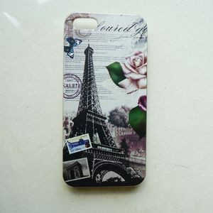 "PC Hard Back Shell Case Cover Skin for Iphone 5/5s 4"" Screen"