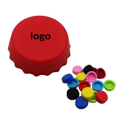 Silicone Bottle Cap/Beer Sealer Cover/Beer Saver