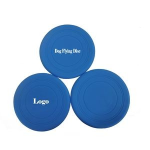 Silicone Flying Disc Toy for Dogs