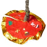 Custom Christmas tree skirt 36