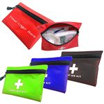 Custom First Aid Kit with Nylon Pouch