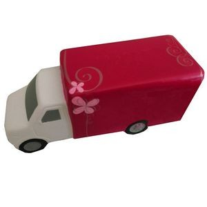 Ambulance Shaped PU Stress Reliever