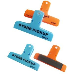 Hot Sale Magnetic Fridge Clip 4inches Keep-it Clip