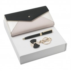 Cacharel Beaubourg Set w/Pen & Key Ring