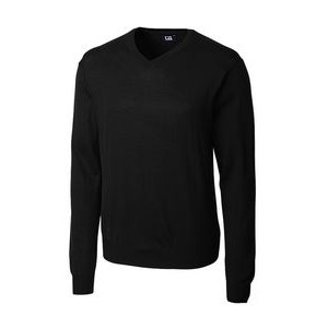 Men's Cutter & Buck® Douglas V Neck Men's Sweater