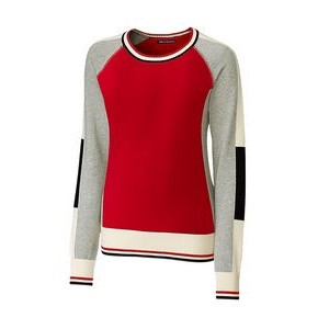 Ladies' Stride Colorblock Sweater