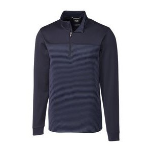 Men's Traverse Stripe Half Zip