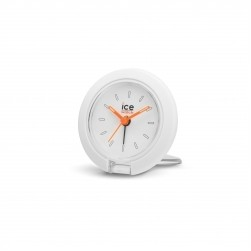 Ice-Watch IW White Travel Clock (7.5 Cm)