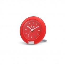 Ice-Watch IW Red Travel Clock (7.5 Cm)