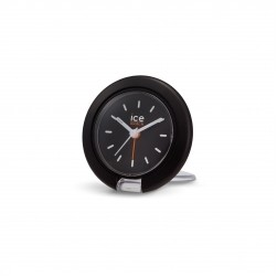 Ice-Watch IW Black Travel Clock (7.5 Cm)