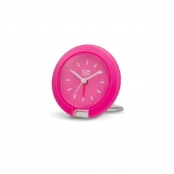 Ice-Watch IW Neon Pink Travel Clock (7.5 Cm)