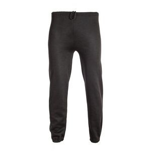 Sweatpants with Elastic Cuffs