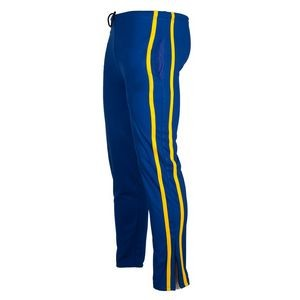 Warm Up Pants with Piping Accent