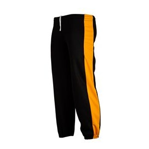 Sweatpants with Side Inserts