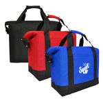 Custom Poly Insulated Cooler Tote Bag