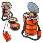 Custom Collapsible Roll Insulated Cooler Bag