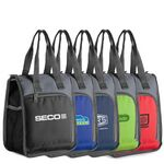 Custom Poly Lunch Cooler Tote Bag