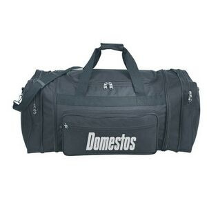 "27"" to 30"" Expandable Travel Sports Gym Duffel Bag"