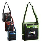 Custom ECO Non Woven Multi-Pocket Tote Bag