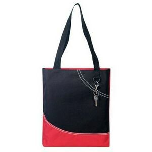 Poly Over The Shoulder Tote Bag