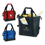 Custom Ttuch Insulated Picnic Cooler Tote Bag