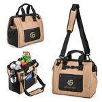 Custom Insulated Frame Top Cooler Bag