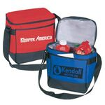 Custom 12 Pack Durable Polyester Cooler Lunch Bag