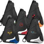 Custom Over the Shoulder Sling Pack