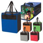 Custom Tote-It-All Colorful Cooler