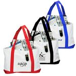 Custom Poly Boat Tote Bag