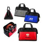 Custom Poly Zippered Work Tool Bag