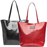 Custom Croc Print Tote Bag