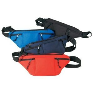 Four Pocket Sports Travel Hiking Camping Fanny Pack Waist Bag