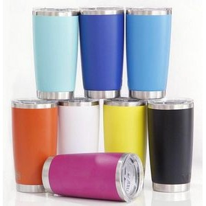 20 oz Stainless Steel Vacuum Insulated Tumbler