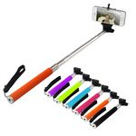 Custom Extendable Selfie Pole Stick