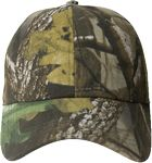 Custom Real Tree Hardwood Cap