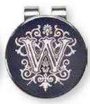 Custom Cloisonne Money Clip (Shiny Nickel)