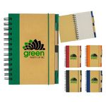 Custom Eco Notebook and Pen