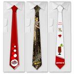 Custom Satin Necktie