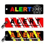Custom Industrial Key Tags