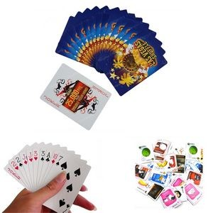 Custom Full Color Playing Cards