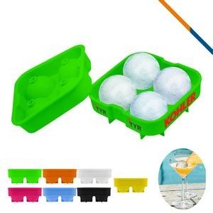 Fez Ice Ball Maker Green