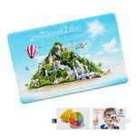 Custom Jigsaw Puzzle Card Drive -1GB