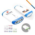 Custom Helios Power Bank -7800mAh Blue